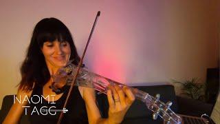 Akulaleki - Samthing Soweto | Live Looping + Violin (Naomi Tagg)