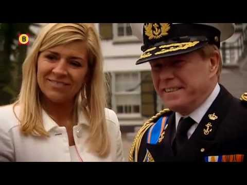 Interview met Maxima en Willem-Alexander, de look-a-likes