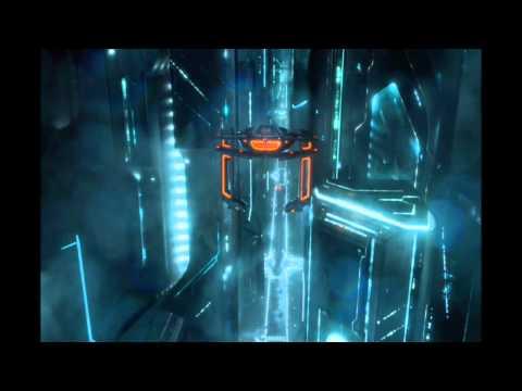 Tron - Recognizer Scene