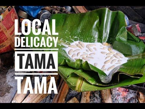 The Local Delicacy of Bougainville, Papua New Guinea - Tama Tama