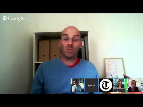 Google+ Hangout: Is paternity leave a complete waste of time?