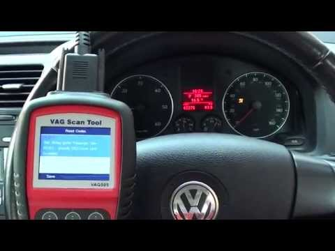 how to turn off check engine light vw passat