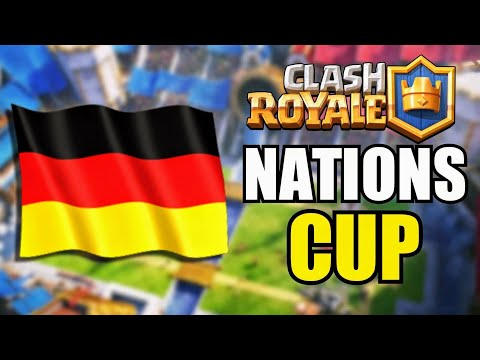 Komme ich ins DEUTSCHE TEAM?! | CR Nations Tryout, neue Meta Decks | Clash Royale deutsch