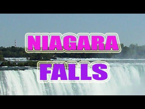 Niagara Waterfalls ¦ Niagara Falls Canada ¦ Niagara Falls Attractions ¦ Niagara Falls New York