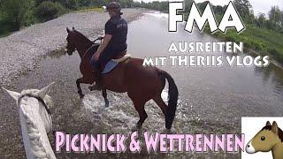 FMA Ausreiten + Picknick + Wasser + Spaß ✮✮✮✮✮