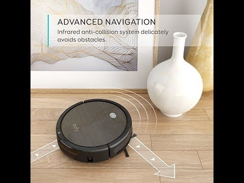 [Power Boost Tech] eufy RoboVac 11+, High Suction, Self-Charging Robotic Vacuum Cleaner