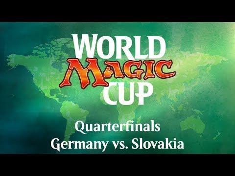 2017 World Magic Cup Quarterfinals: Germany vs. Slovakia