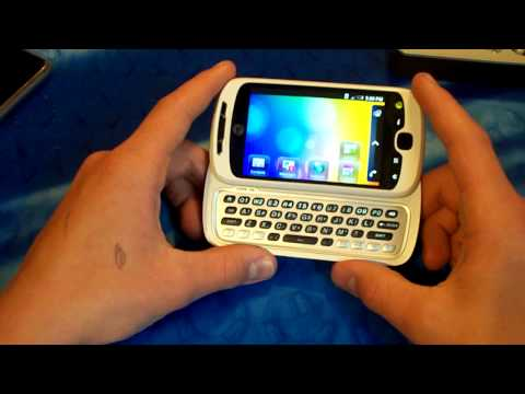 mytouch 3g slide unboxing/overview