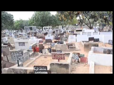 l'affaire de la profanation du cimetière de Pikine