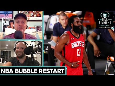 NBA Bubble Restart & The Rockets & Thunder As Sleepers With Ryen Russillo | The Bill Simmons Podcast