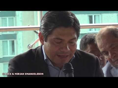 Honduras: Intervenciones en solidaridad con el periodista David Romero de TV-Radio Globo