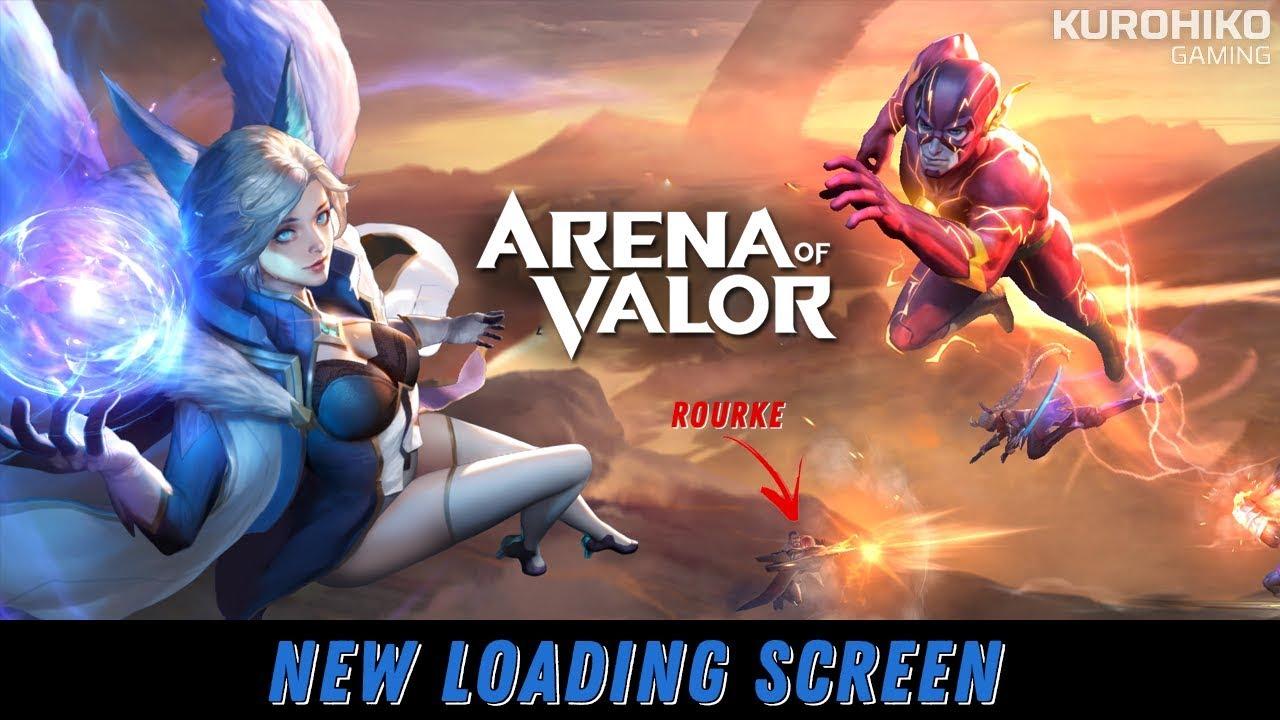 New Loading Screen Arena Of Valor Aov