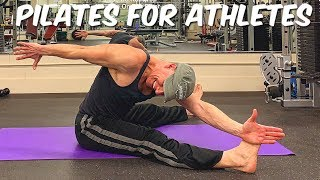 Full Body Pilates for Athletes Training - Sean Vigue Fitness