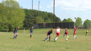 MAYSA U12 vs Liberty Flames SC 002