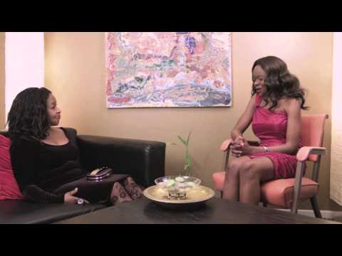 Ify Hollywood stops by the Crystal Beauty Show