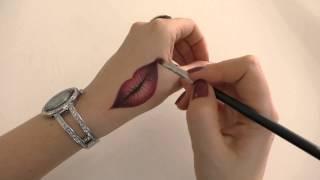 Анна Измайлова Как нарисовать губы(Мой проект