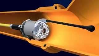 AST Grupo. INSPECCIÓN DE TUBERÍAS con CCTV