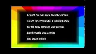 any-dream-will-do-karaoke