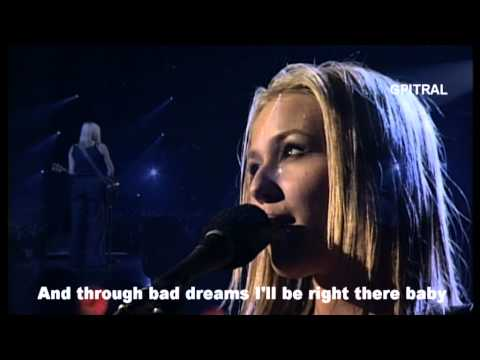 Jewel Angel standing by Lyrics