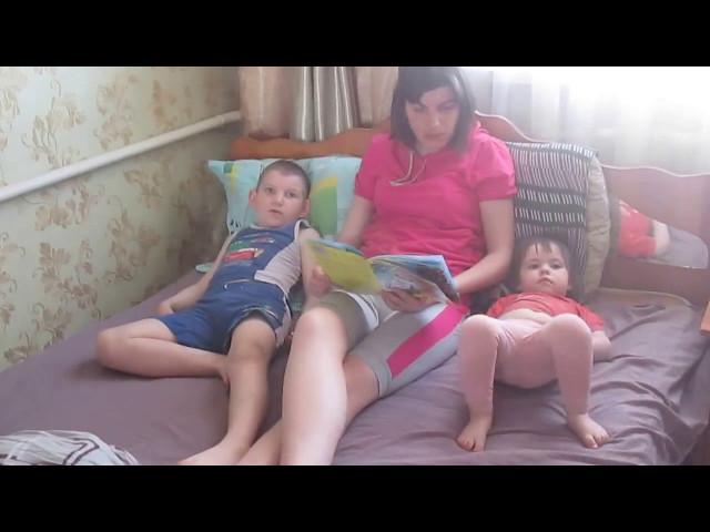 Изображение предпросмотра прочтения – ИринаБитаева читает произведение «Айболит» К.И.Чуковского