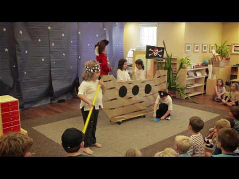 Peter Pan at Undercroft Montessori School