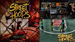 Street Hoops PS2 | Showing Off My All - Around Game At Rucker Park!!!