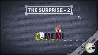 The Surprise - 2 (Teaser) | ZUMEMI #thesurpise #zumemi #SUSPENSE