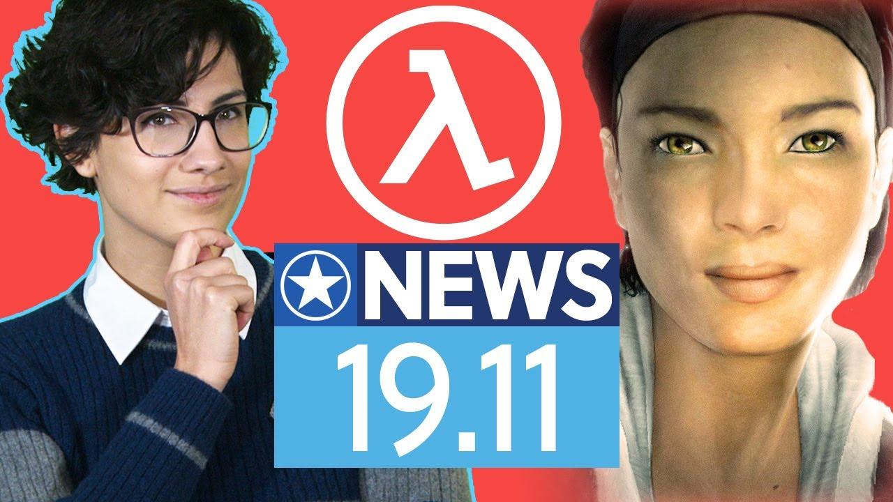 Nach 12 Jahren: Neues Half-Life angekündigt - News
