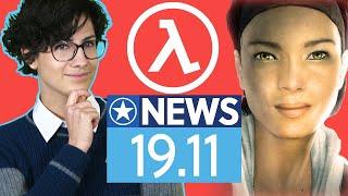 Neues Half-Life offiziell von Valve angekündigt - News