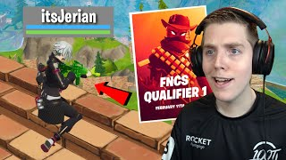 We Qualified For FNCS Round 2! - Fortnite Battle Royale