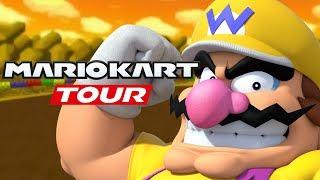 Mario Kart Tour - Part 9: Wario & Daisy Cups! (Android & IOS)