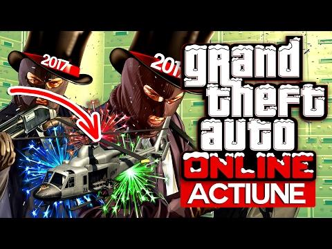 Actiune, Haos Si Ruleta Ruseasca! | GTA Online
