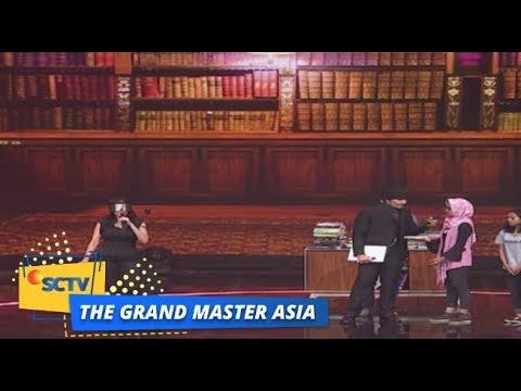 HEBAT BANGET! Istri Romy Rafael Sukses Tebak Isi Buku - The Grand Master Asia