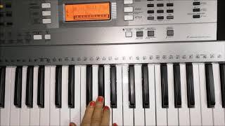 Piano cover of song Ham unse mohabbat karke | Govinda | Shilpa shetty | Gmbler 1995