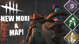 NEW MAP & MORI PYRAMID HEAD | DEAD BY DAYLIGHT SILENT HILL DLC