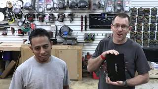 Car Audio Talk Dean and Fernando