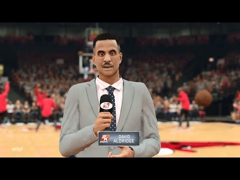 NBA 2K17 - Dynamic Commentary