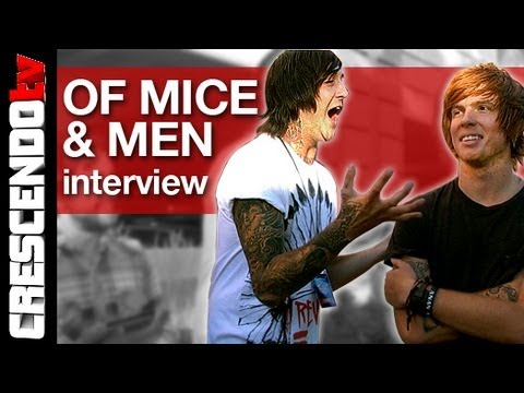 OF MICE & MEN interview | UNCUT (Austin Carlile + Alan Ashby)