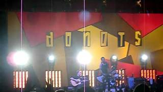 Donots - Goodbye Routine Live