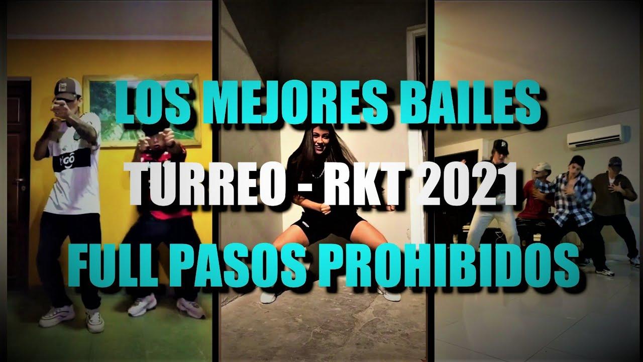 Download FULL PASOS PROHIBIDOS - LOS MEJORES BAILES - RKT ARGENTINA 2021