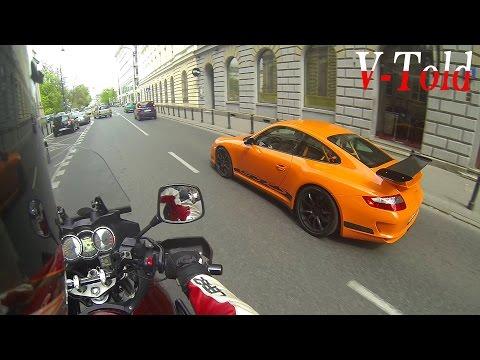 Porsche 911 GT3 RS in Warsaw
