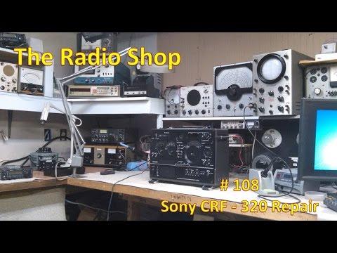 #108 Sony CRF 320 Repair