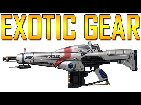 Destiny - How To Buy Exotic Gear!