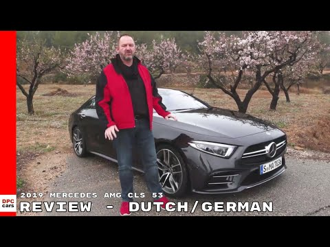 2019 Mercedes AMG CLS 53 Review - Dutch/German