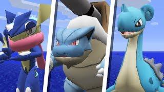 Minecraft Pokémon #31: VOCÊS ESCOLHEM O NOSSO NOVO TIME DE POKÉMON!  (+ARCEUS)