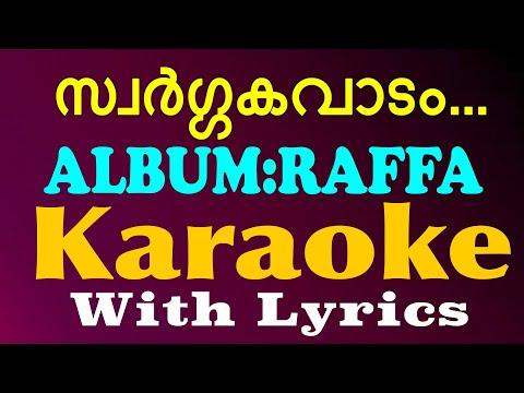 Super Hit Christian Devotional Karaoke with Lyrics Album Raffa  Swargakavadam