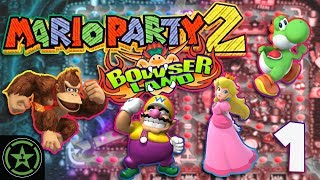 Bowser's Parade - Mario Party 2 with ProZD (#1) | Let's Play