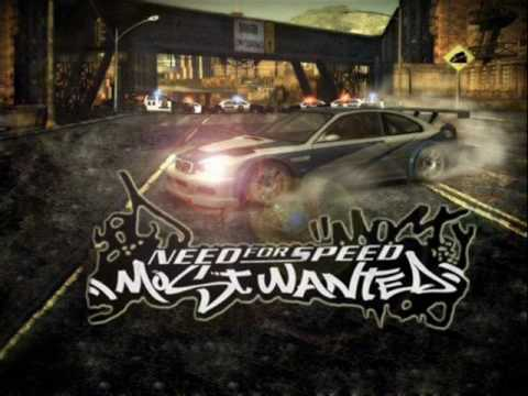 Need For Speed Most Wanted Music - I'am Rock