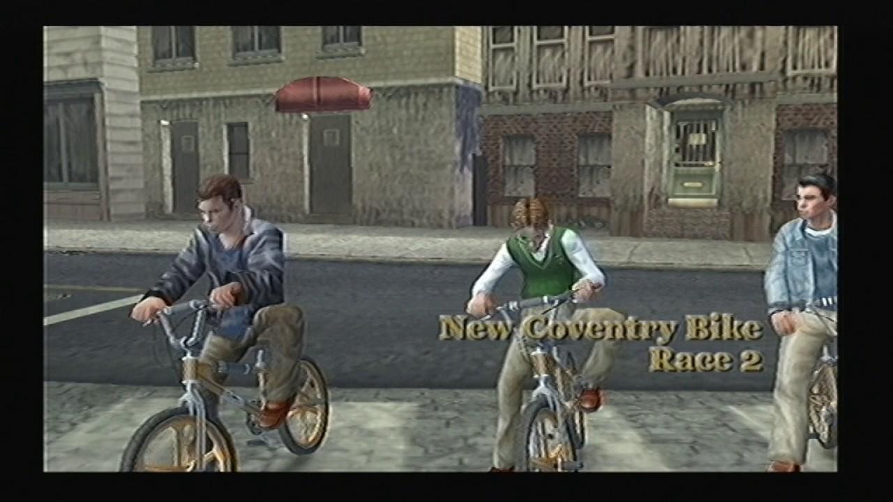 Bike races bully