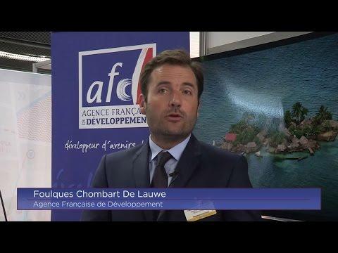 [Interview] 6e FAICT 2015 - Foulques Chombart de Lauwe, Agence Française de Développement